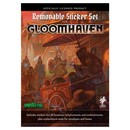 GLOOMHAVEN REMOVABLE STICKER SET (INGLES)