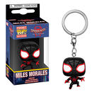 LLAVERO POP SPIDERMAN ANIMATED MILES MORALES
