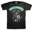 SONS OF ANARCHY T-SHIRT IRELAND L