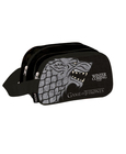 GAME OF THRONES STARK TOILETRY BAG