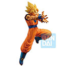 FIGURA BANPRESTO DRAGON BALL SS GOKU ABATTLE16 CM