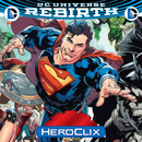 DC HEROCLIX REBIRTH SET DE TOKENS