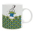 TAZA TOY STORY ALIENS