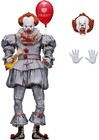 FIGURA NECA IT PENNYWISE HEART DERRY 18 CM