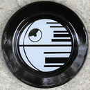 PLATO CAMPING STAR WARS METAL RETRO DEATH STAR