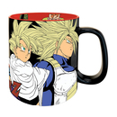 TAZA DRAGON BALL DOBLE IMPRESION