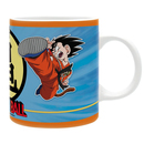 TAZA DRAGON BALL GOKU & KRILIN