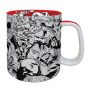 TAZA MARVEL DOBLE IMPRESION