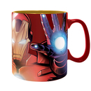 TAZA MARVEL IRON MAN (FOIL)