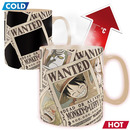 TAZA ONE PIECE WANTED (CALOR)