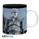 GAME OF THRONES MUG:  VISERION & KING