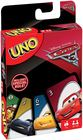 UNO THE CARD GAME CARS 3