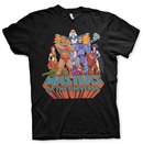 MASTER OF THE UNIVERSE T-SHIRT ORANGE L