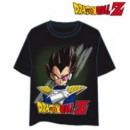 DRAGON BALL T-SHIRT VEGETA L