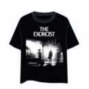 THE EXORCIST T-SHIRT PORTADA XXL
