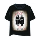 THE SHINING T-SHIRT GEMELAS XL