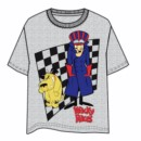 HANNA BARBERA WACKY RACERS T-SHIRT XL