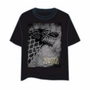 GAME OF THRONES T-SHIRT PIEDRA STARK XXL