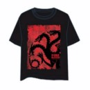 GAME OF THRONES T-SHIRT PIEDRA TARGARYEN XL