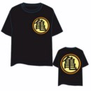 DRAGON BALL BLACK T-SHIRT KAMEHOUSE M