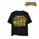 TEENAGEE MUTANT NINJA TURTLES T-SHIRT S