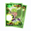 ULTRA PRO DRAGON BALL BROLY SLEEVES (65)