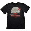 DAYS GONE FAREWELL T-SHIRT SIZE XL