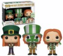 POP FIGURE HARRY POTTER PACK ED LIM ST PATRICK