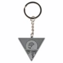 DAYS GONE MORIOR INVICTUS KEYCHAIN