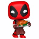 POP FIGURE MARVEL HOLIDAY: DEADPOOL CHEF