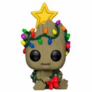 POP FIGURE MARVEL HOLIDAY: GROOT LIGHTS