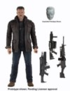 TERMINATOR DARK FATE T800 ACTION FIGURE 18 CM