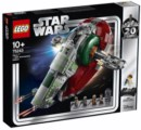 LEGO STAR WARS BOBA FETT SLAVE ONE 20TH ANNIVERSARY