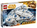 LEGO STAR WARS KESSEUL RUN MILLENIUM FALCON