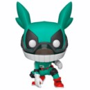 FIGURA POP MY HERO ACADEMIA: DEKU WITH HELMET