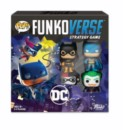 FUNKOVERSE STRATEGY GAME - DC COMICS BASE SET