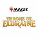 MTG - THRONE OF ELDRAINE PLANESWALKER DECK DISPLAY (6) SPANISH