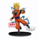 BANPRESTO FIGURE DRAGON BALL SS GOKU BATTLE 15 CM