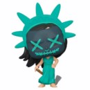 POP FIGURE THE PURGE: LADY LIBERTY