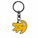 DISNEY LION KING KEYCHAIN