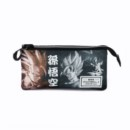 DRAGON BALL GOKU TRIPLE PENCIL CASE