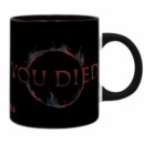 DARK SOULS YOU DIED MUG
