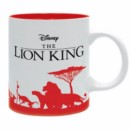 DISNEY LION KING GROUP MUG