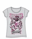 HARRY POTTER GIRL T-SHIRT HOGWARTS XL