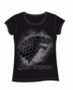 GAME OF THRONES GIRL T-SHIRT STARK L