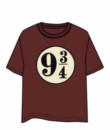 HARRY POTTER T-SHIRT PLATFORM 9 3/4 XXL