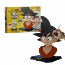 DRAGON BALL 3D SCULPT GOKU 160 PCS.