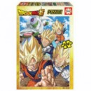 DRAGON BALL PUZZLE SAYANS 500 PCS.