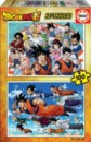 DRAGON BALL DOUBLE PUZZLE 100 PCS.