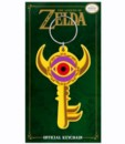 LEGEND OF ZELDA BOSS KEY RUBBER KEYCHAIN